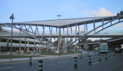 Parking Terminal Regional de Valencia
