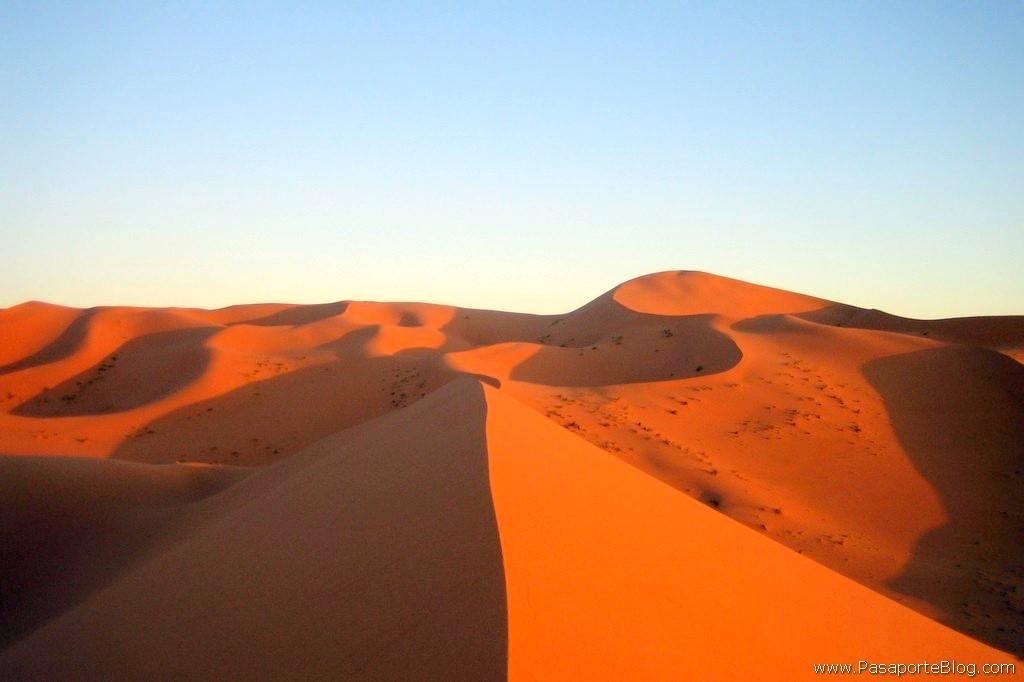Dunas de Merzouga - SAHARA