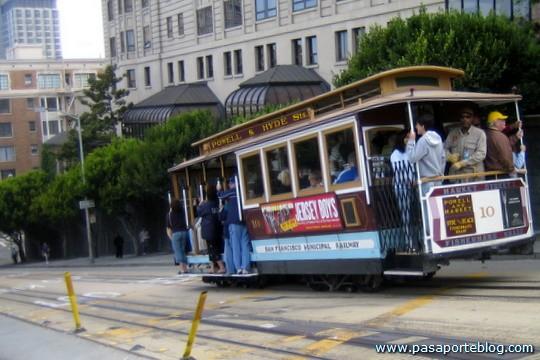 TRANVIA, SAN FRANCISCO